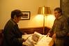 Toby and Didi met with Sen. Karen Fraser.  2/1/08
