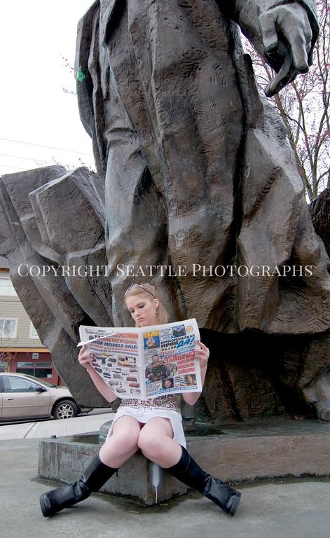 Lenin Statue 126