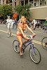 Naked Bike Ride 206 - this photographs is not available for commercial use