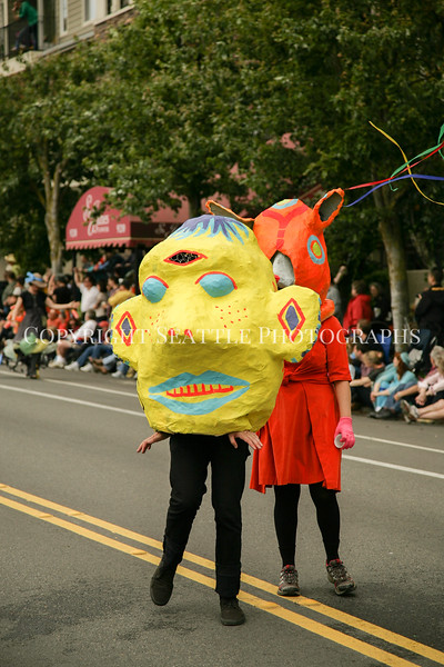 Fremont Solstice Parade 231 - this photograph is not available for commercial use