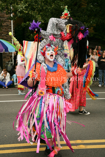 Fremont Solstice Parade 207 - this photograph is not available for commercial use