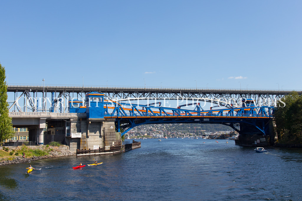 Fremont Bridge 101