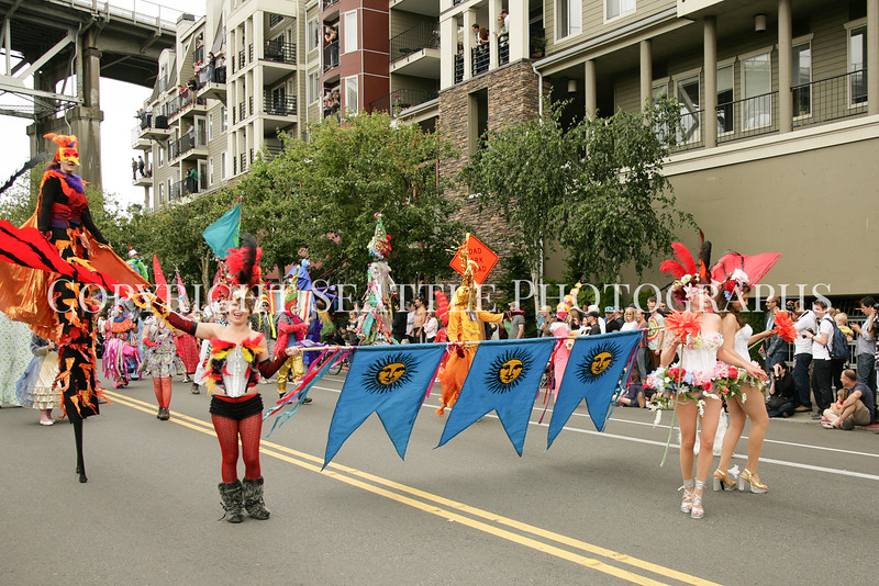 Fremont Solstice Parade 200 - this photograph is not available for commercial use