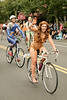 Naked Bike Ride 266 - this photographs is not available for commercial use