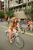 Naked Bike Ride 201 - this photographs is not available for commercial use