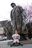 Lenin Statue 125