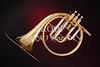 Antique French Horn 2079.01