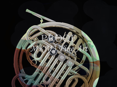 French Horn in Color 137.2059