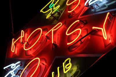 Hotsy Totsy Club —San Pablo Avenue, Albany CA