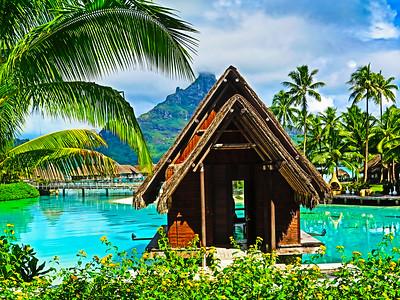French Polynesian on the Paul Gaugin