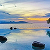 Tahiti Intercontinental sunset-9