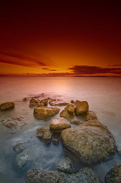 Rockscape #5 (French Riviera)