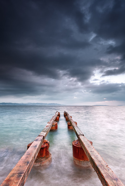 <b>Théoule sur Mer (French Riviera)</b> <i>Canon EOS 5D Mark II + Canon EF 17-40mm f/4L USM</i>