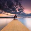 <b>Sunrise @ Théoule sur Mer #4 (French Riviera) - Vertorama</b> <i>Canon EOS 5D Mark II + Canon EF 17-40mm f/4L USM</i>