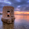 <b>Cap d'Antibes #12 (French Riviera) - HDR</b> <i>Canon EOS 5D Mark II + Canon EF 17-40mm f/4L USM</i>