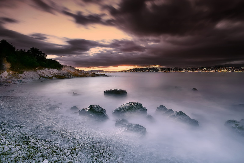 Cap d'Antibes #7 (French Riviera)