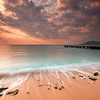 <b>Sunrise @ Cannes La Bocca #7 (French Riviera)</b> <i>Canon EOS 5D Mark II + Canon EF 17-40mm f/4L USM</i>