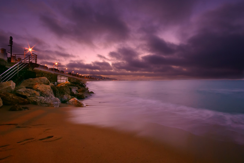 Cannes Beach #3 (French Riviera)