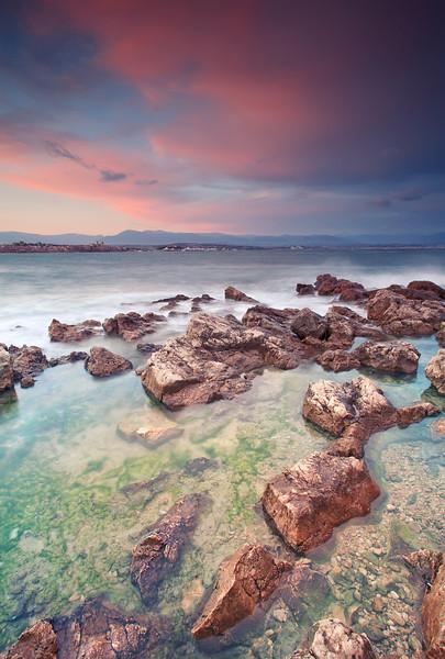 <b>Cap d'Antibes #21 (French Riviera)</b> <i>Canon EOS 5D Mark II + Canon EF 17-40mm f/4L USM</i>