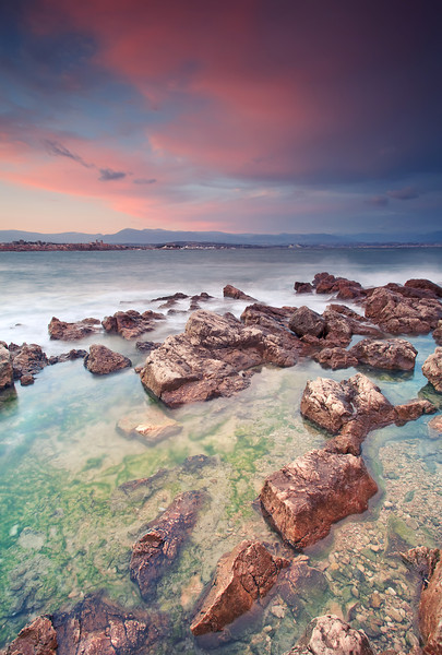 <b>Cap d'Antibes #21 (French Riviera)</b> <i>Canon EOS 5D Mark II + Canon EF 17-40mm f/4L USM</i>