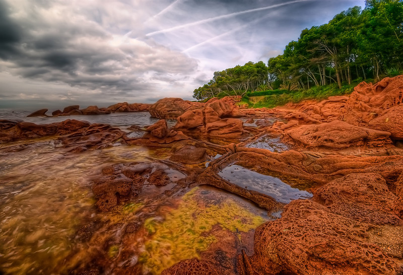 Rockscape #2 (French Riviera)