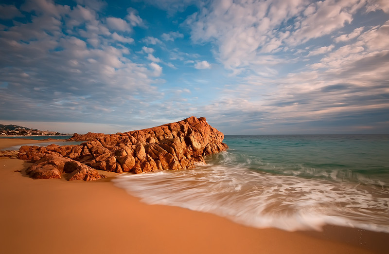 Cannes Beach #10 (French Riviera)