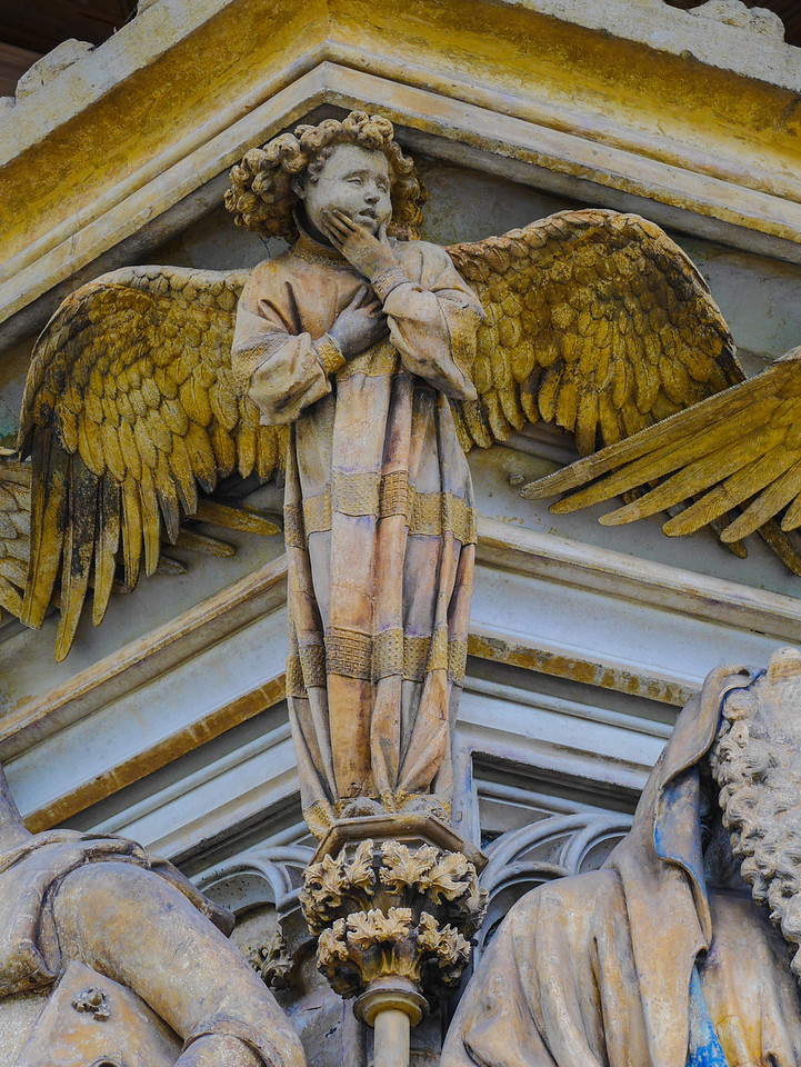 Angel of the Well of Moses
