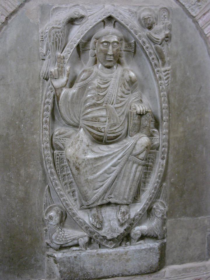 Toulouse, Saint-Sernin Basilica, Christ in Majesty