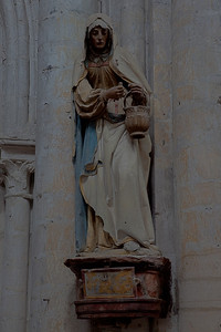 Troyes, Church of the Madeleine, The Master of Chaource, Saint-Martha