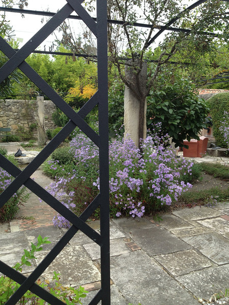 I believe this is the 'Walled Garden.'