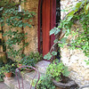 Some gardens we visited were huge, and some were quite small and intimate. We were lucky to visit this garden in the village of Roquebrune.
