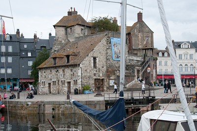 One last view...Au revoir Honfleur