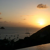 Saint Barth - Sunset<br /> From villa TEO