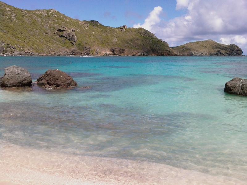 Saint Barth - Beach<br /> Petite Anse