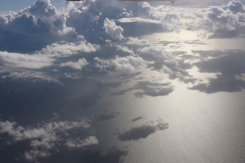 IMG_8234 <br /> from the airplane between pointe-à-pitre/guadelooupe and saint barth