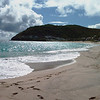 Saint Barth - Flamand <br /> First, a nice walk at Flamand Beach.