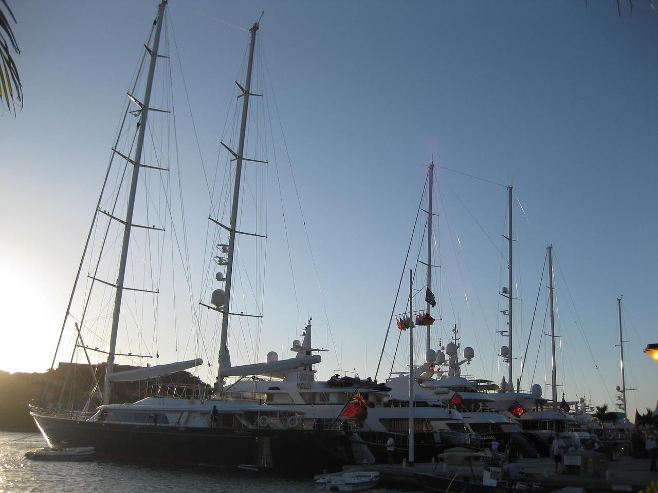 Saint Barth - Yachts