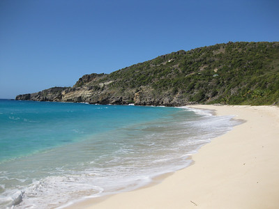 Saint Barth - Beach Gouverneur
