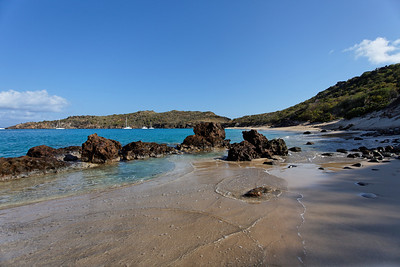Saint Barth - Beach Colombier