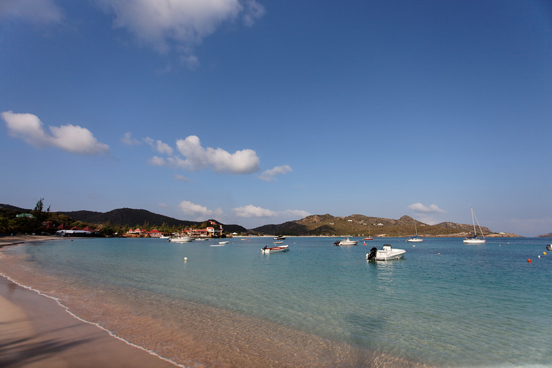 Saint Barth - Beach Saint Jean