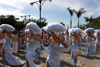 Saint Barth - Carnival2009, Gustavia