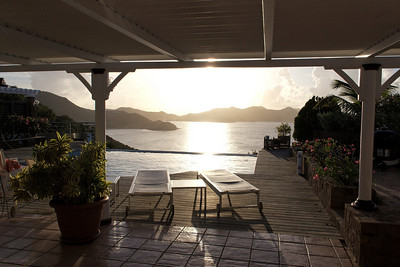 Saint Barth - Villa L'Abricotier, aka SIB DORLocated in Pointe Milou with a spectacular view of the ocean