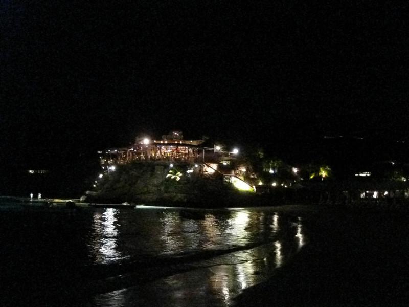 Saint Barth - Restaurant<br /> Eden Rock