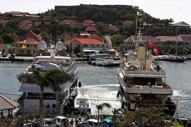 Saint Barth - Yachts