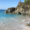 Saint Barth - Beach<br /> Shell beach
