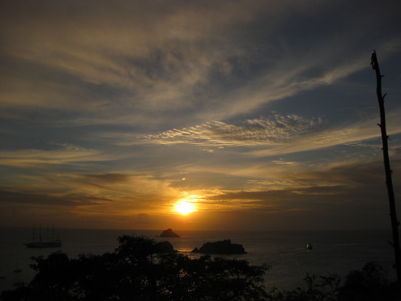 saint barth 2009 sunset