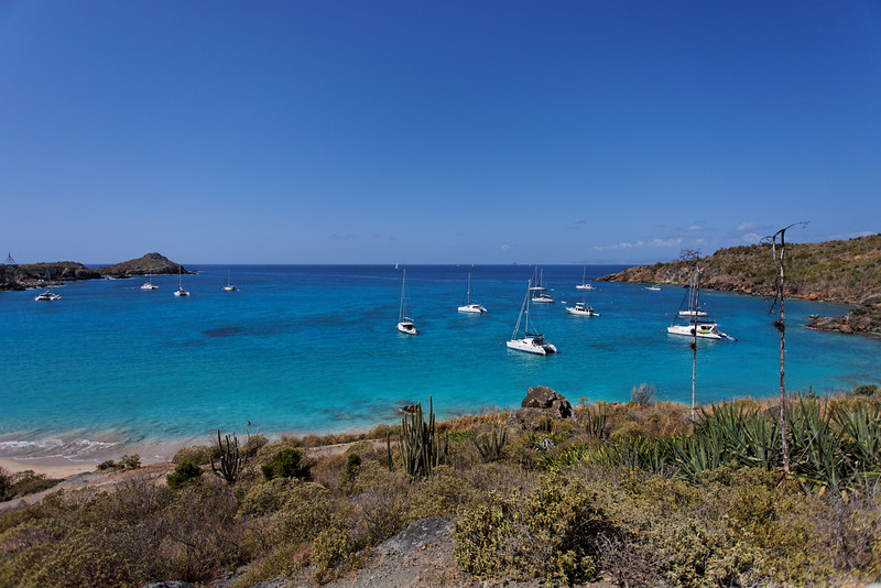 Saint Barth - Beach<br /> Colombier
