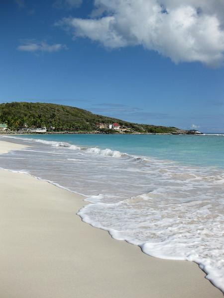 Saint Barth - Beach<br /> Saint Jean beach, from the airport side