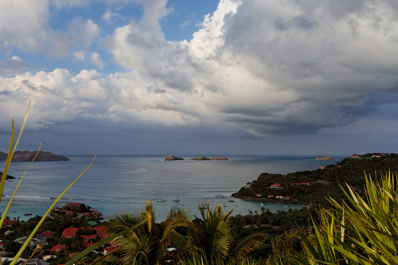 Saint Barth - Villa Robinson, aka RGR<br /> Located in St Jean hillside, offering an endless sea view. Large terrace which faces the splendid ocean view. Overlooking the ocean, and the surrounding islands.