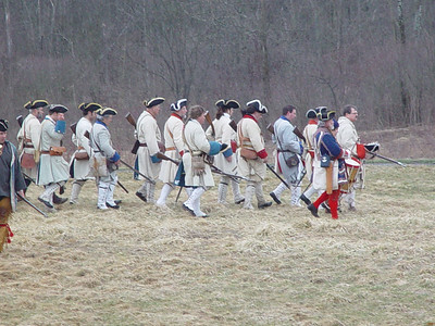 French and Indian War Reenactments